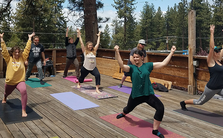 Good Elephant Yoga T Ai Chi Classes Use Pay As You Can Model Just The Positive